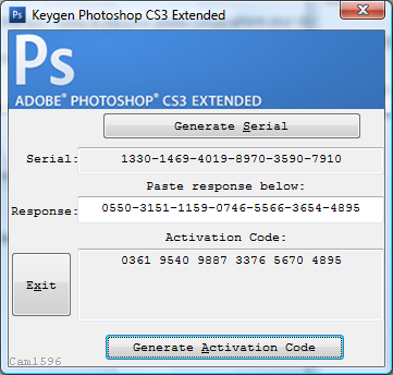 Photoshop cs3 extended free download full version with crack